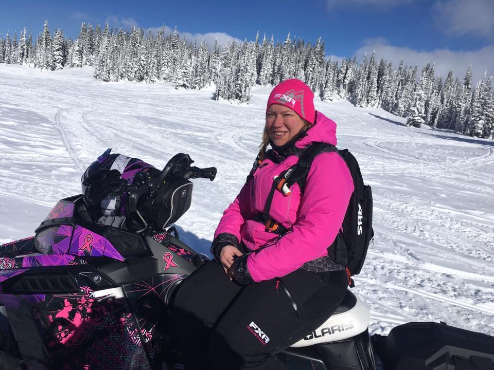 Ladies ride 2